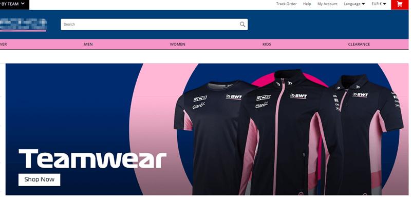 teamwear store