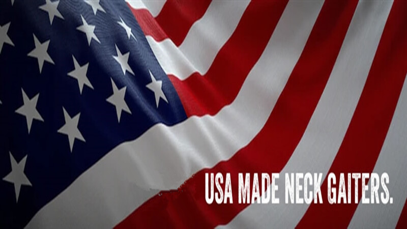 Confused about neck gaiter manufacturers in USA? Here's what you need to know
