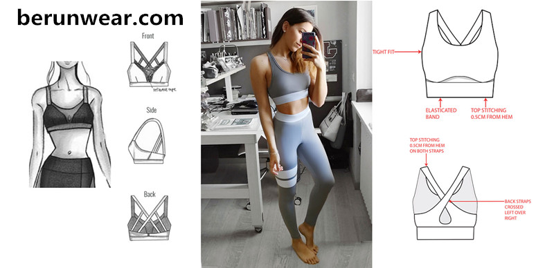 How to Find a Custom Sportswear Clothing Manufacturer in China