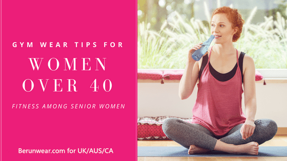 What Fitness Clothing to Wear for Senior Women Over 40?