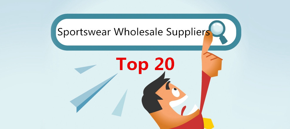 List of Top 20 Dropshipping Companies To Find Great Suppliers For Your Sportswear Ecommerce Business