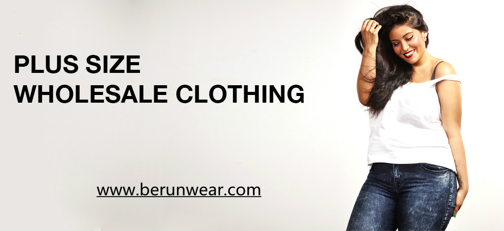 Where to Buy Wholesale Plus Size Clothing in Europe/USA/China