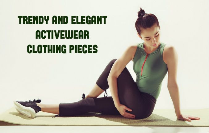 Where and How Do You Choose The Best Activewear?