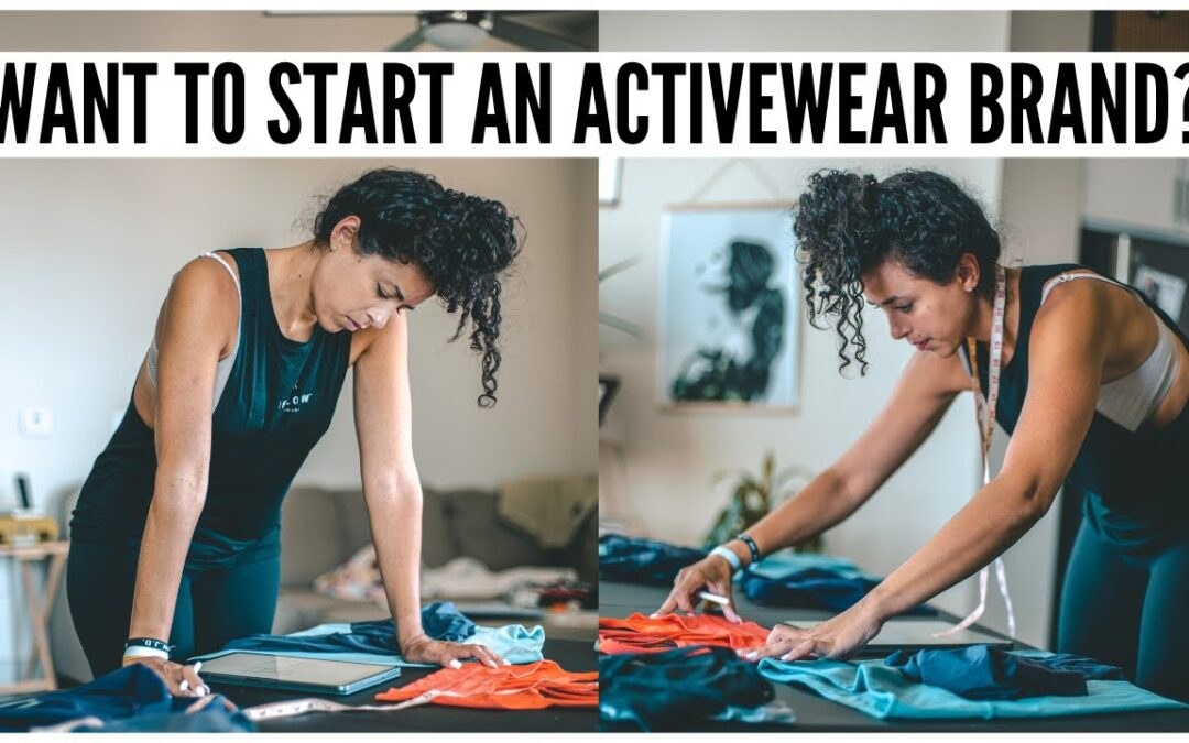 5 Best Tips To Start Your Activewear Clothing Line In The UK