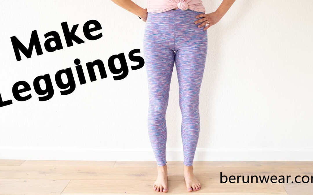 Custom made leggings guide: How to manufacture your own gym leggings