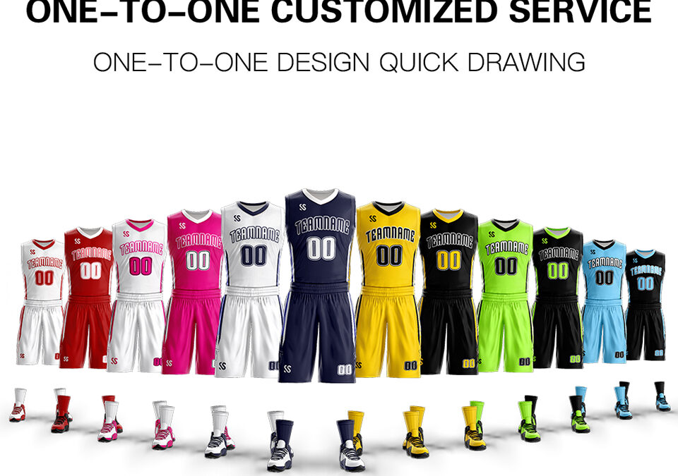 Where to buy wholesale basketball uniforms in Japan?
